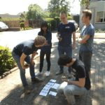 Groepsactiviteit in Apeldoorn