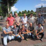Groepsactiviteit in Brabant