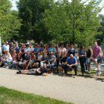 Groepsuitje in Limburg