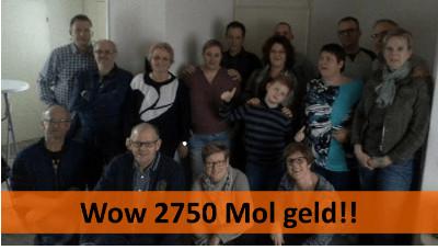 Uitje 5 maart in Liessel
