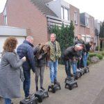Teamuitje in regio Deurne