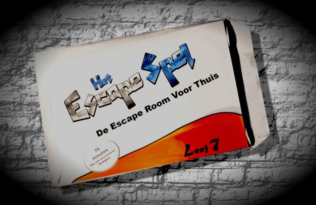 Het Escape Spel Onschuld Leef 7