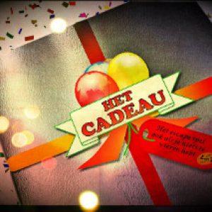 Escape Room Game Het Cadeau
