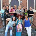 Groepsactiviteit in Zuid Holland