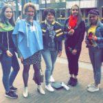 Teamuitje in Noord Brabant