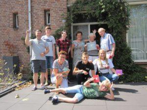 Uitje 11 augustus in Dongen