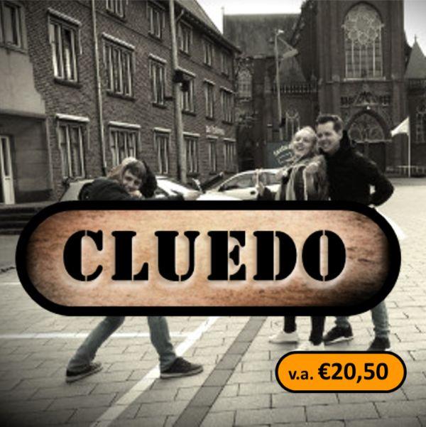 Cluedo Leef 7 2019 met vanaf prijs