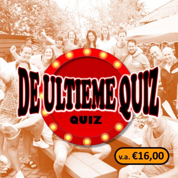 De Ultieme Quiz Leef 7 2019 met v.a prijs 2.0