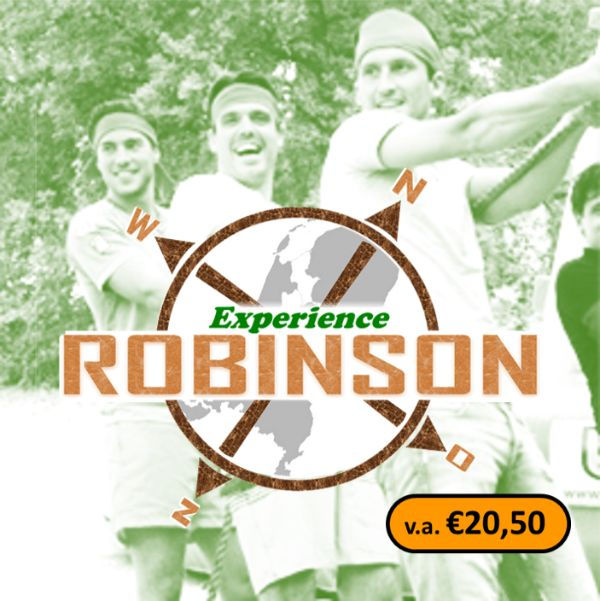 Experience Robinson Leef 7 2019 met v.a.