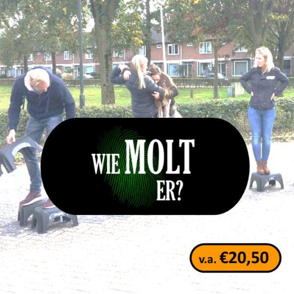 Wie Molt Er Leef 7 Logo 2019 met v.a prijs 20,50