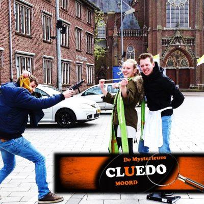 Bedrijfsuitje Cluedo Leef 7