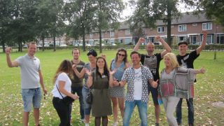 Familie uitje in Eindhoven