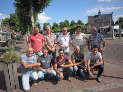 Groepsactiviteit in Venlo