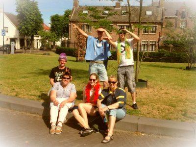 Groepsuitje in Brabant