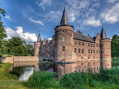 Groepsuitjes op locatie Leef 7 start ook bij het kasteel Helmond