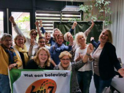 Activiteiten in Nederland