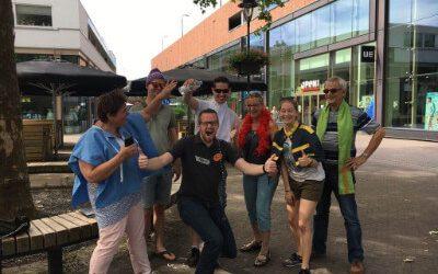 Groepsactiviteiten in Nederland