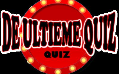 QUIZ - De Ultieme Quiz