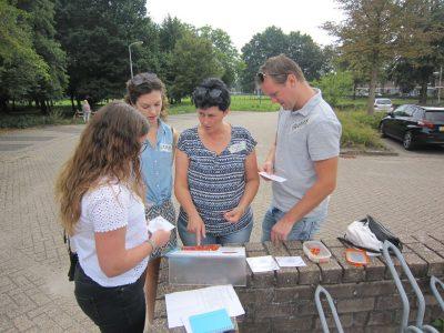 Teambuilding activiteit in regio Mierlo
