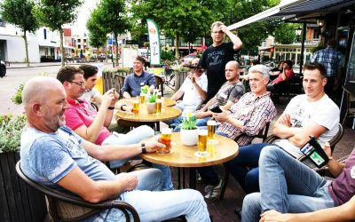 Teambuilding in Brabant
