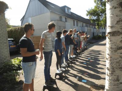 Teambuilding in Weert