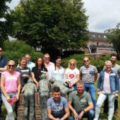 Uitje 23 juni in Almkerk