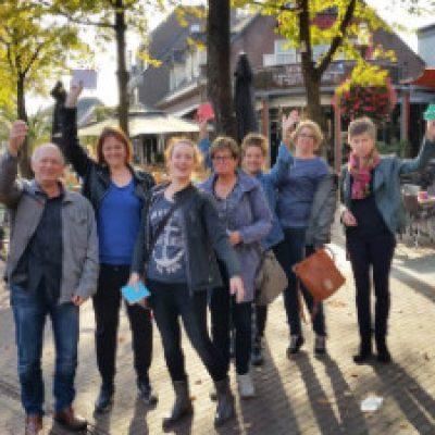 Uitje 4 oktober in Deurne