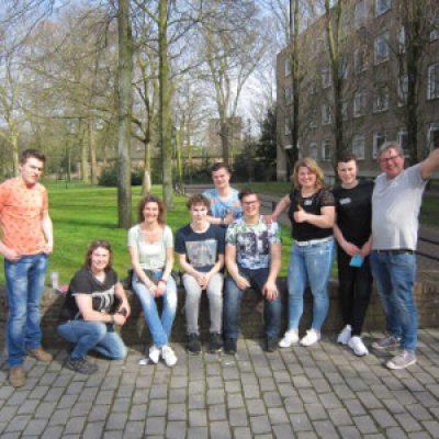 Uitje 8 april in Breda