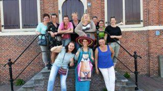 Vrienden dag Leef 7 in Zuid Holland
