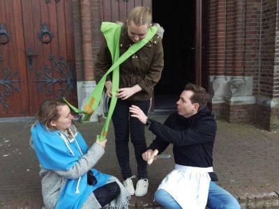 Vrijgezellenfeest in Helmond, Leef 7